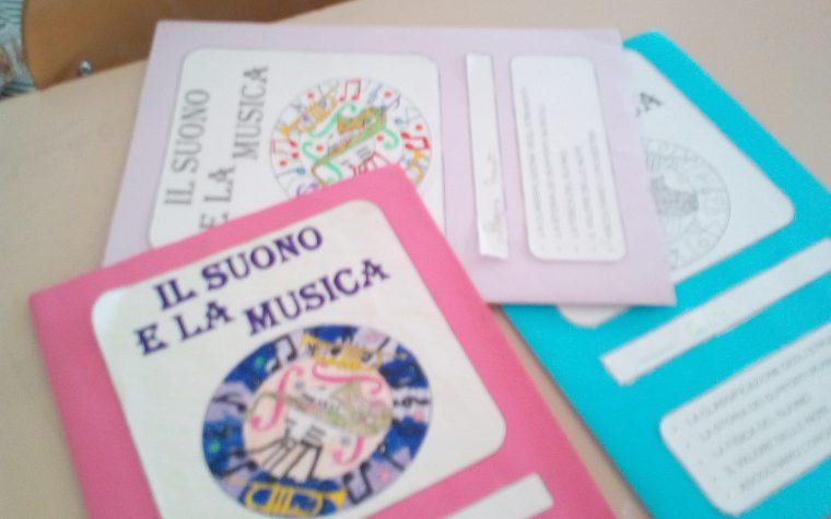 Pronti i due Lapbook 2.0 sull'acustica e la matematica che compone la musica